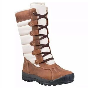 Timberland MT Hayes Waterproof brown boots 6